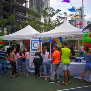 ATRIO MALL EN EL CIRCUS MARKET FEST