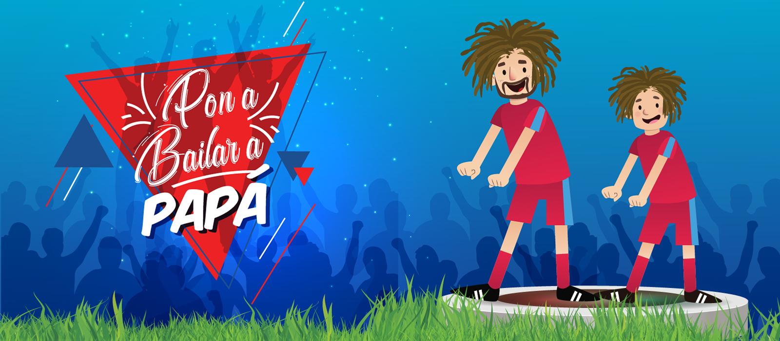 Concurso: Pon a bailar a Papá