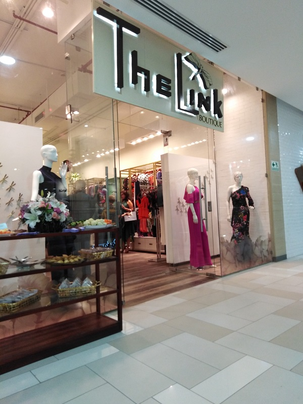 Opening The Link Boutique