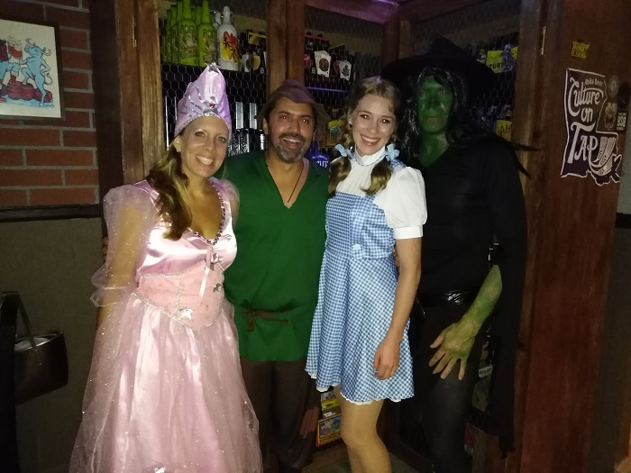 Hoppy Halloween Beer and Music By Brew Stop