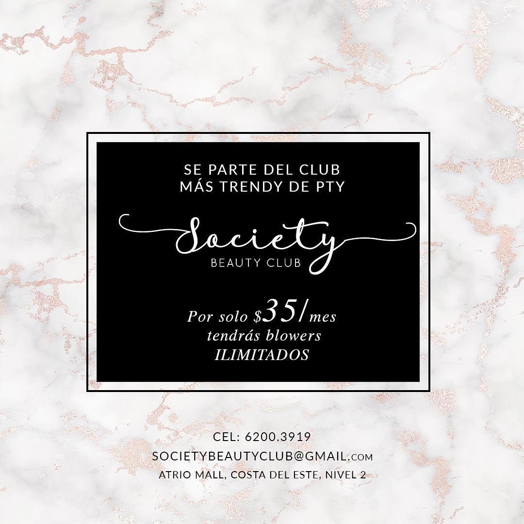 Ya Abrió Society Beauty Club