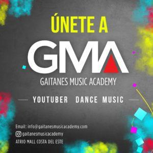 Ya Abrió Gaitanes Music Academy