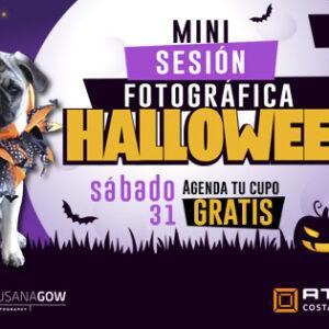 Mini sesión Halloween